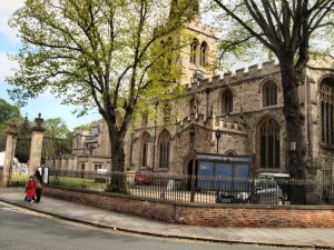 St Paul's, Bedford