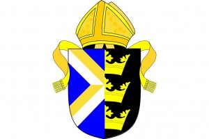 Proposed Bishop of Bristol's arms