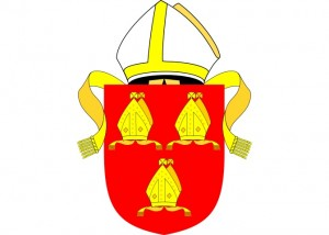Bishop of Chester's arms