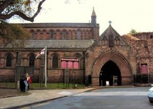 St John's, Chester