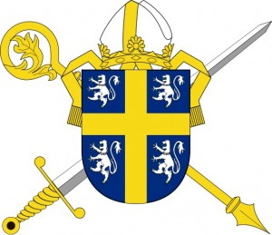 Bishop of Durham's arms