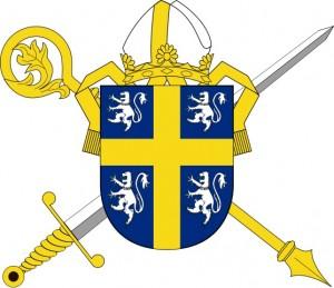 Bishop of Durham's arms