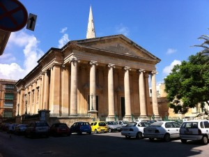 St Paul's Pro-Cathedral, Valletta