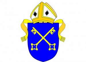 Bishop of Gloucester's arms