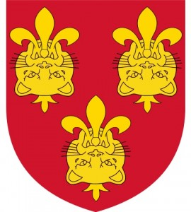Diocese of Hereford arms