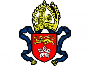 Bishop of Leicester's arms