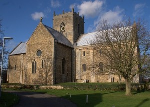 Stow Minster