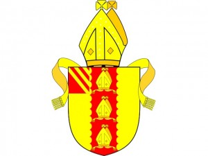 Bishop of Manchester's arms