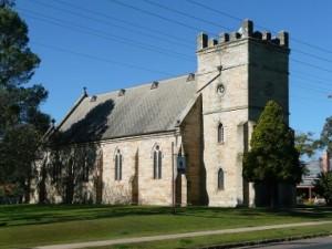 St James, Morpeth