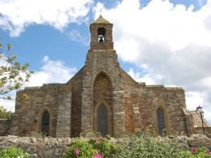 St Mary's Church, Holy Island