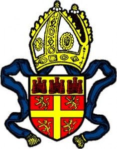 Bishop of Newcastle's arms
