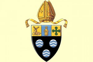 Bishop of Southwell & Nottingham's arms