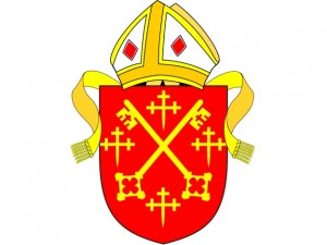 Bishop of Peterborough's arms