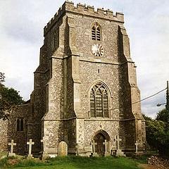 Holy Cross, Ramsbury
