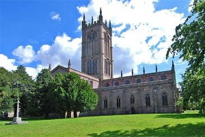 St Laurence's, Ludlow