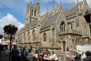 Sts Thomas Minster, Newport (Newport Minster)