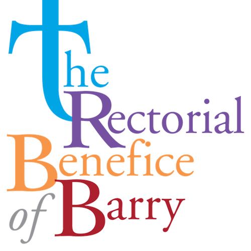 Rectorial Benefice of Barry wordmark
